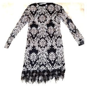 Korovilas Embroidered Dress